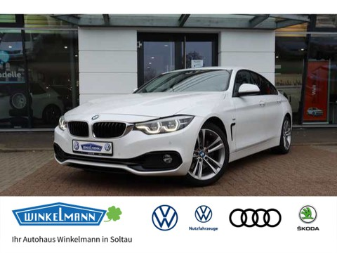 BMW 430 Gran Coupe d Sport Line El