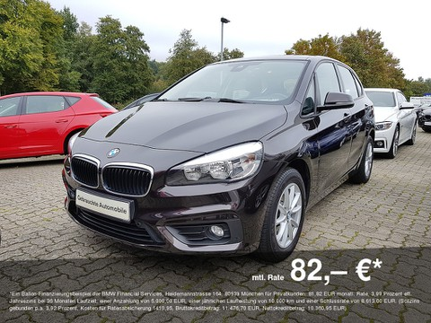 BMW 214 Active Tourer undefined