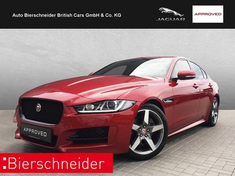 Jaguar XE 20d R-Sport 6D TOUCH PRO MERIDIAN WINTER BLACK PACK