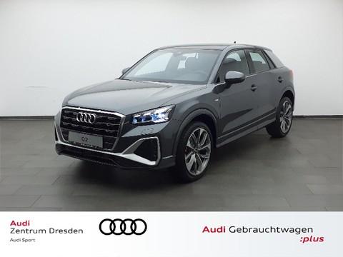 Audi Q2 S line 35 TFSI