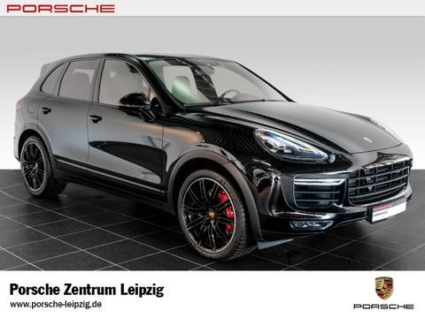Porsche Cayenne Turbo Sport Chrono Sitzlüft