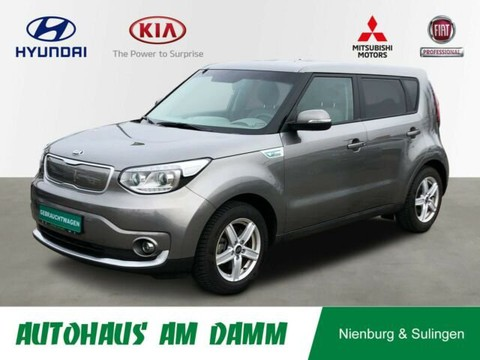 Kia Soul PLAY 30kW BATTERIE SCHNELLLADUNG