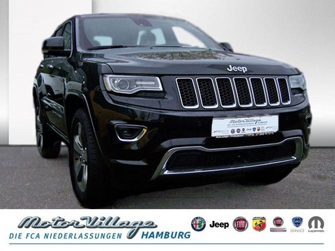 Jeep Grand Cherokee 3.0 l Overland V6 TotWink