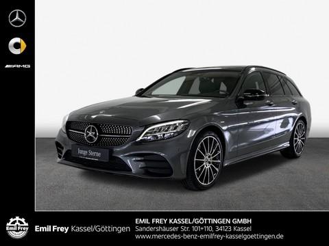 Mercedes-Benz C 200 T AMG Night Wide AdvaAssi °