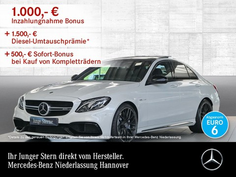 Mercedes C 63 AMG undefined