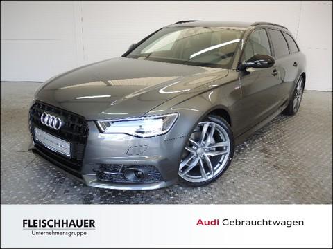 Audi A6 2.0 TDI Avant ultra Black Edition S line Sport