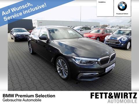 BMW 530 d Limousine Luxury Line SAG