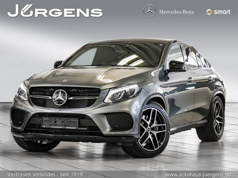 Mercedes GLE 400 Coupe AMG-Sport AIRM