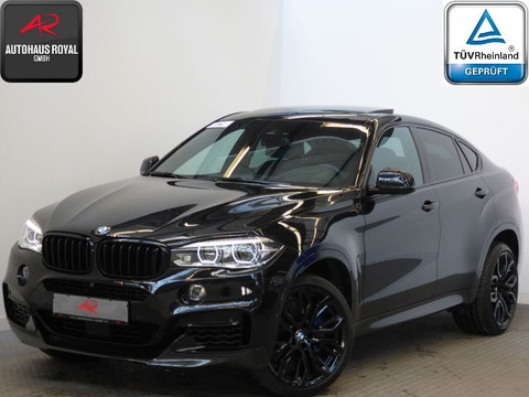 BMW X6 M50 d DIGITALER O HIGH END