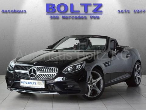 Mercedes-Benz SLC 180 AMG L ASC