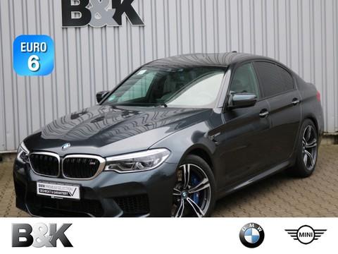 BMW M5 Plus K M Sitze