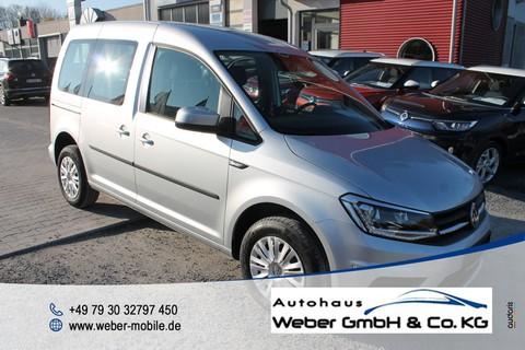 Volkswagen Caddy 2.0 TDI Kombi Trendline Neues Model Einaprkhilfe vo hi
