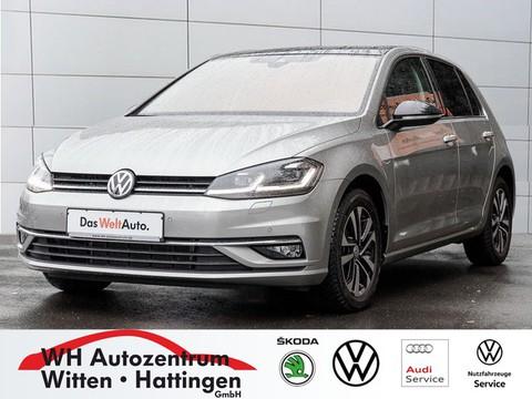 Volkswagen Golf 1.5 TSI VII IQ DRIVE Discoverückfahr