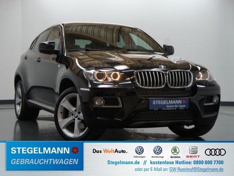 BMW X6 xDrive 40d Sportpaket Trittbretter Na