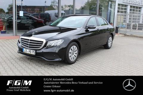 """Mercedes-Benz E 200 d Limousine """"Das Taxi"""""""