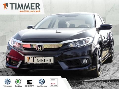 Honda Civic 1.6 i-DTEC Limousine Elegance (EURO 6d-TEM