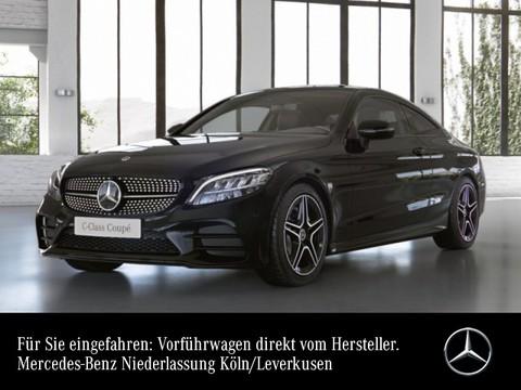 Mercedes-Benz C 180 Coupé AMG Night Spur