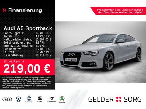 Audi A5 2.0 TDI qu Sportback S line EPH