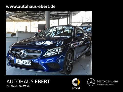 Mercedes-Benz C 220 d Coupé ASSISTENZ-PAKET