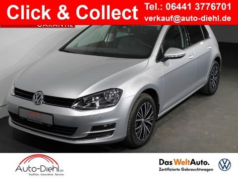 Volkswagen Golf 1.6 TDI VII Allstar Neu31 795?