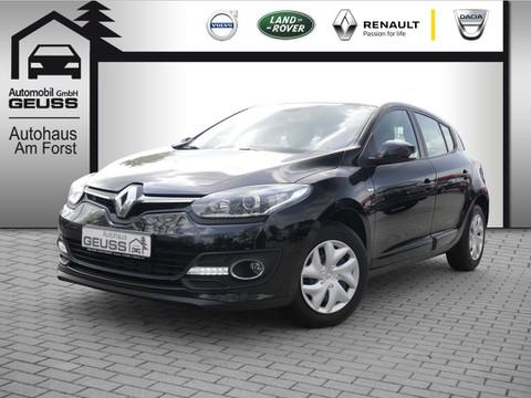Renault Megane 1.5 dCi 110 Limited Energy