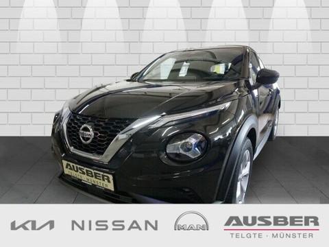 Nissan Juke N-Connecta Technologie-Paket