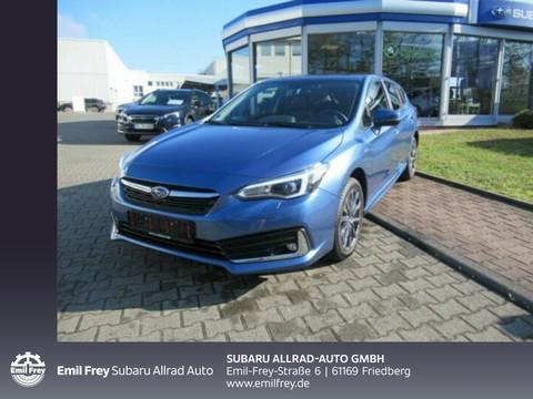Subaru Impreza 2.0 ie Platinum Lineartronic