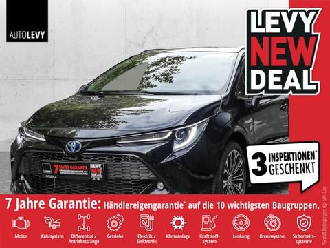 Toyota Corolla Bläck Fööss