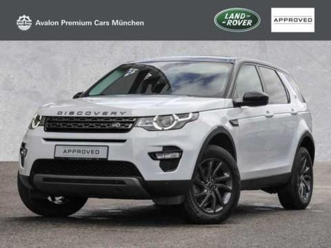 Land Rover Discovery Sport TD4 SE ÃŒ
