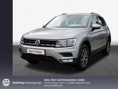 Volkswagen Tiguan 2.0 TDI Comfortline Panodach AID