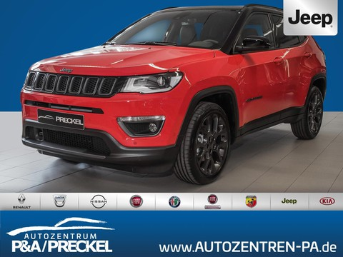 Jeep Compass S GSE 150 Parkpaket