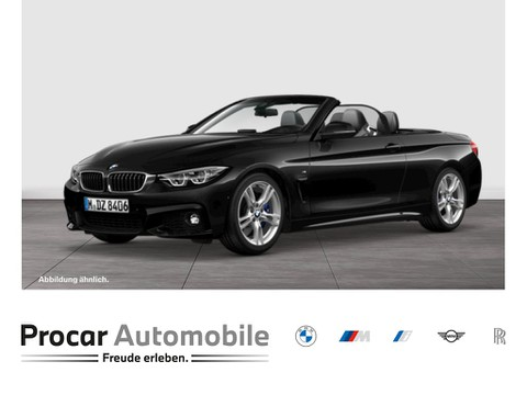 BMW 440 i Cabrio M Sportpaket H K Adapt