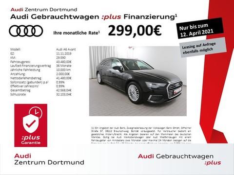 Audi A6 Avant design 45TDI qu