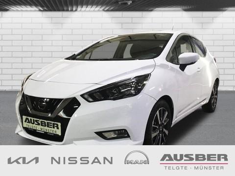 Nissan Micra N-Way 16