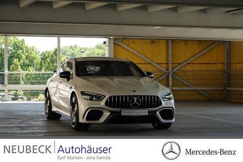 Mercedes-Benz AMG GT 63 3xCarbon Burmes