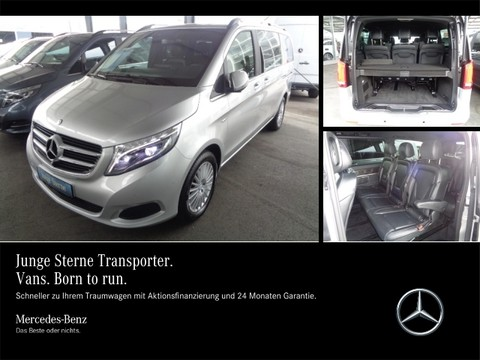 Mercedes V 250 AVANTGARDE EDITION 8-SI COMAN °