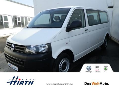 Volkswagen transporter 2.0 TDI T5 Kombi lang