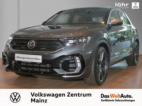 Volkswagen T-Roc 2.0 TSI R R-Abgassanlage
