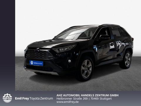 Toyota RAV 4 2.5 Hybrid Team