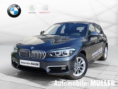 BMW 116 d Urban Line GSD