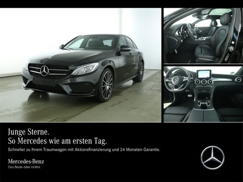 Mercedes C 400 AMG Night Burm COM