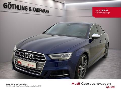 Audi S3 2.0 TFSI qu Limousine Assisten