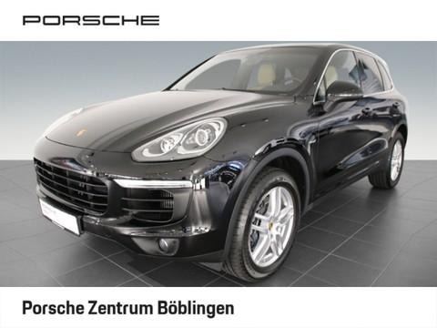 Porsche Cayenne Diesel SITZBELÜFTUNG 19