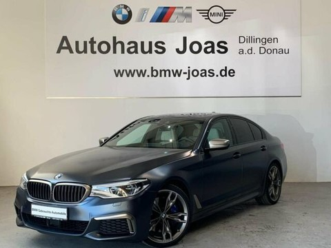BMW M550 d xDrive Limousine Bowers &