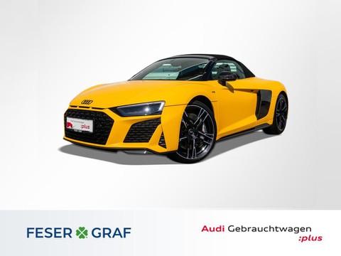 Audi R8 Spyder V1 performance qu LASER