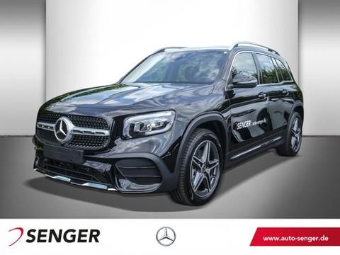 Mercedes-Benz GLB 200 d AMG Line Burmester MBUX-HighEnd