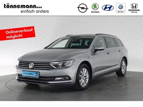 Volkswagen Passat Variant MÜDIGKEITSERKENNUNG