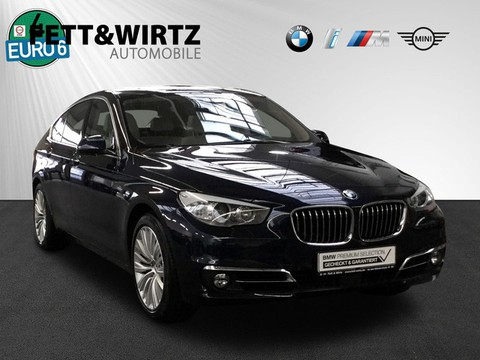 BMW 535 Gran Turismo GT xDrive Luxury Line