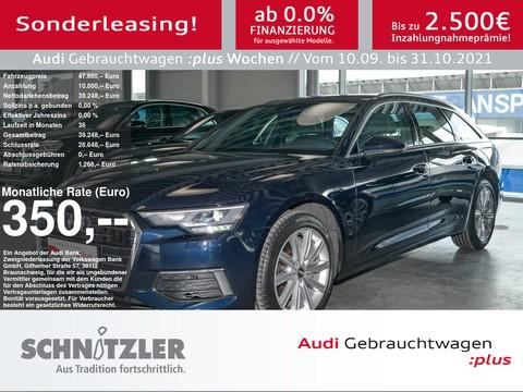 Audi A6 Avant 45 TDI quattro Design eff