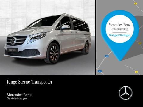 Mercedes-Benz V 250 d EDITION Rampe Heck Behindertengerecht